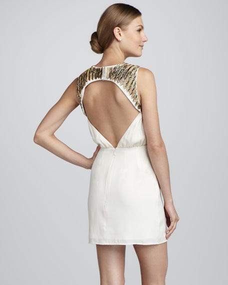 Beautiful Liar Bead-Top Dress