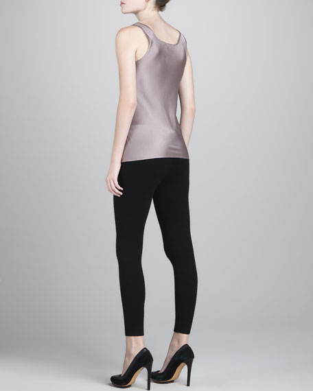 Stretch Cashmere Leggings
