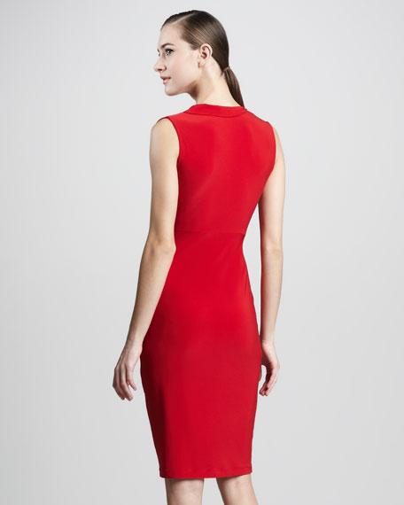 Adelpha Center-Ruffle Dress