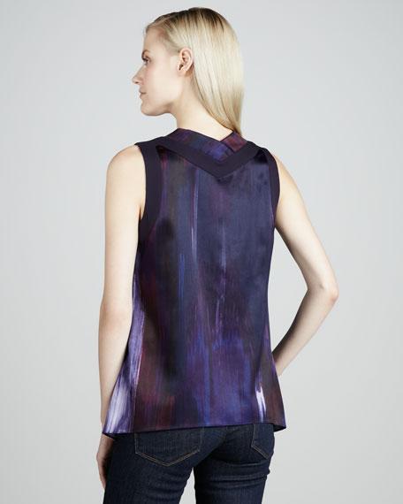 Aylin Printed Blouse