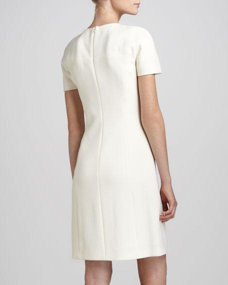 Basic Boucle Dress