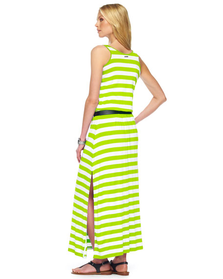 Exclusive Sleeveless Cami Maxi Dress