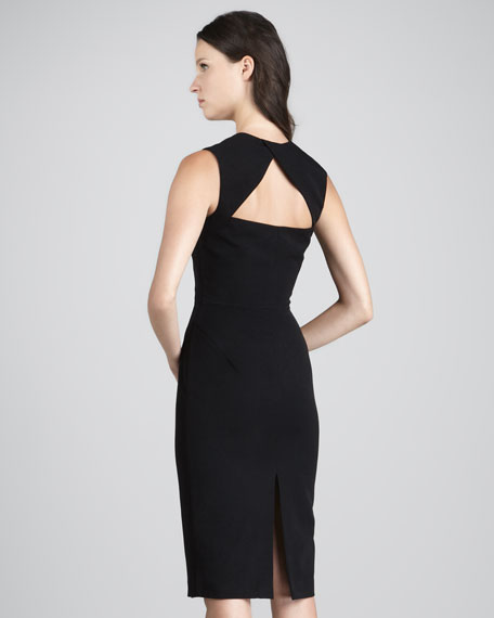 Laurence Zigzag Dress