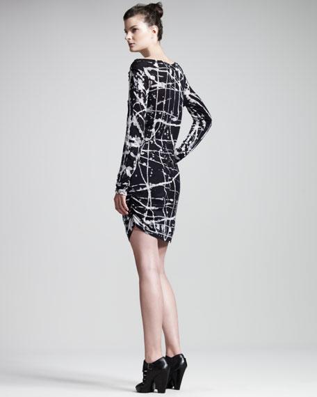 Alvarado Printed Dress