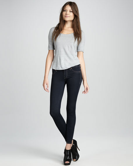 Coe Opening Night Denim Leggings