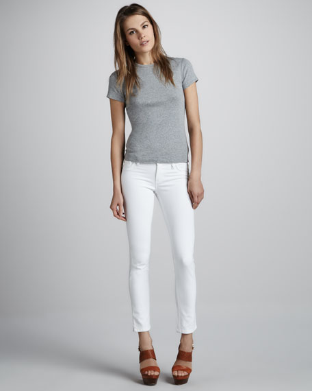 Angel Milk Skinny Jeans