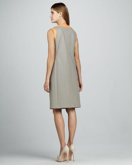 Maria Colorblock Dress