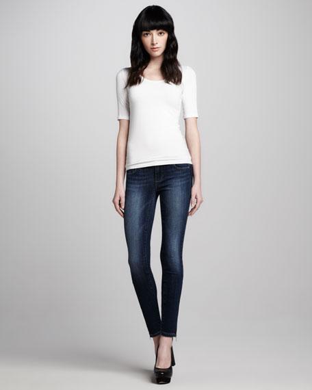 Verdugo Skinny Ankle Jeans