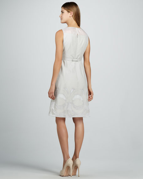 Veda Embroidered Dress