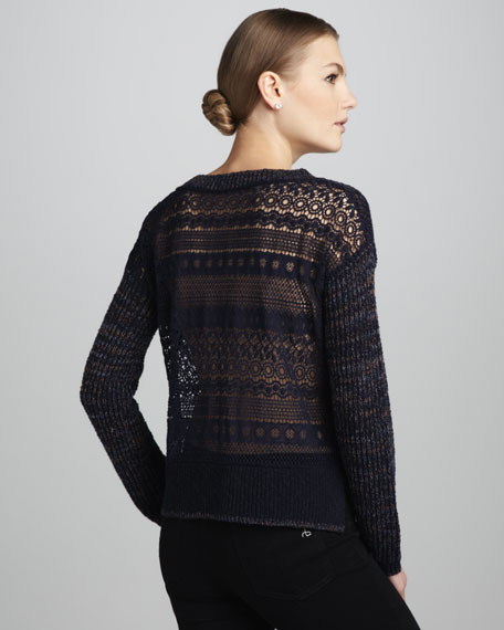 Jane Knit Pullover