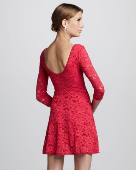 Candy Lace Dress
