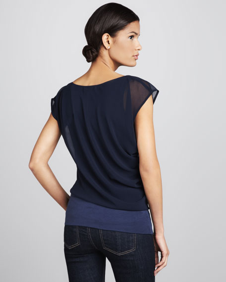 Fiona Double-Layer Top