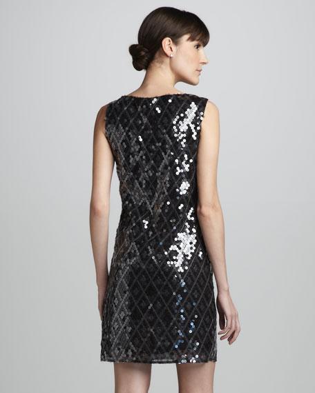 Elisa Sequined Dress