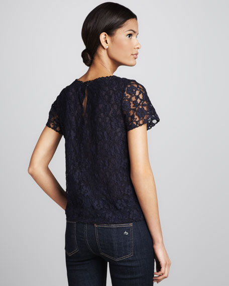 Marcelline Lace Top