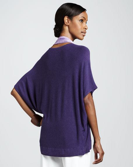 Cozy Boxy Knit Top, Women's