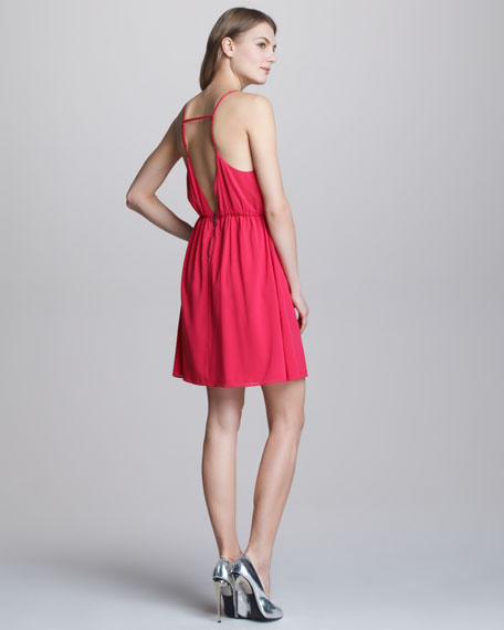 Arlen Open-Back Dress