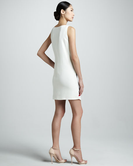 Mora Floral-Front Dress
