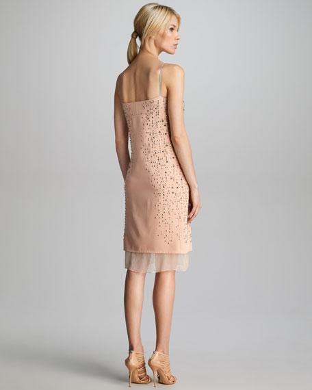 Studded Camisole Dress