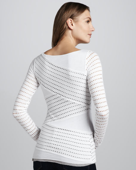 Tower of Babel Perforated Top