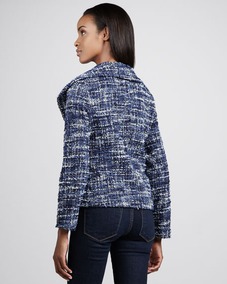 Hamptons Tweed Weekend Jacket, Women's