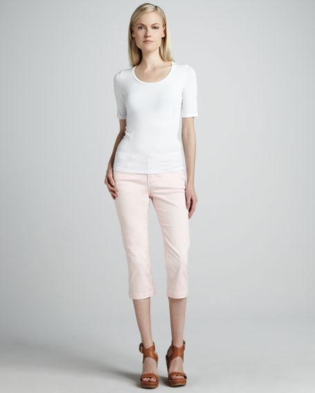 Michelle Capri Jeans