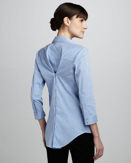 Cohen Striped Shirt