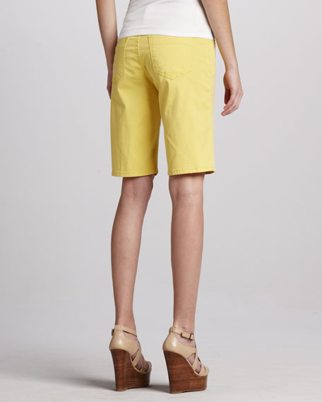 Island Bermuda Twill Shorts