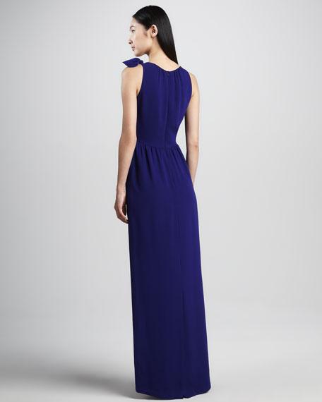 Bita Bow Maxi Dress