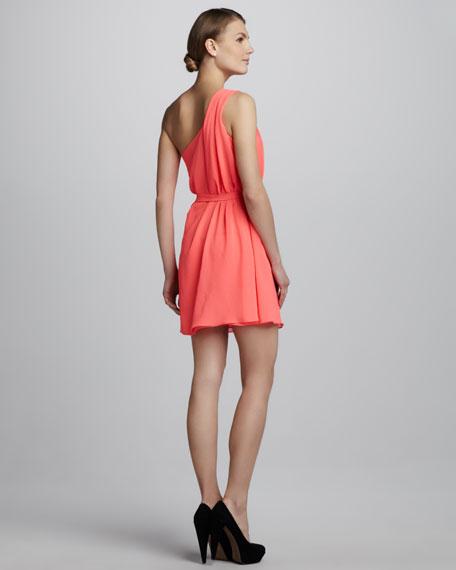 Easy One-Shoulder Dress