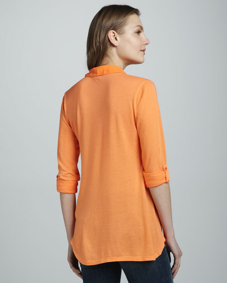 Double-Pocket Tunic