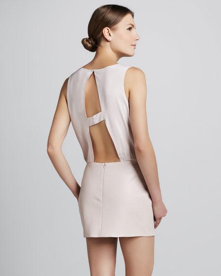 Grace Open-Back Dress