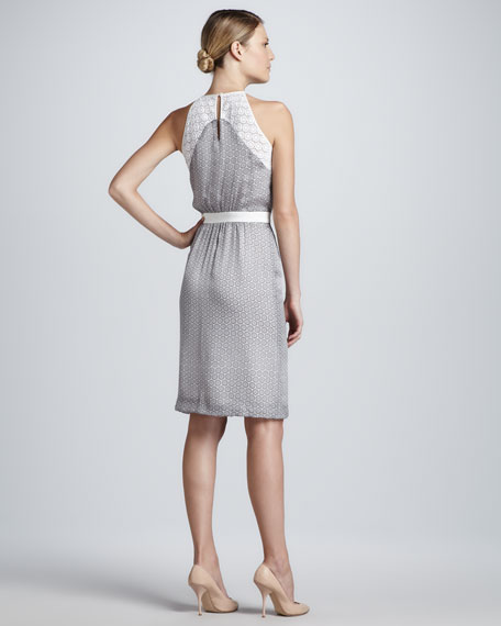 Caroline Day Halter Dress