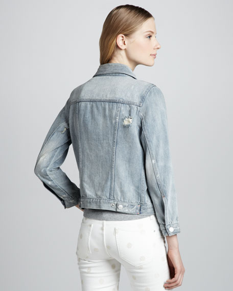 Lily Denim Jacket