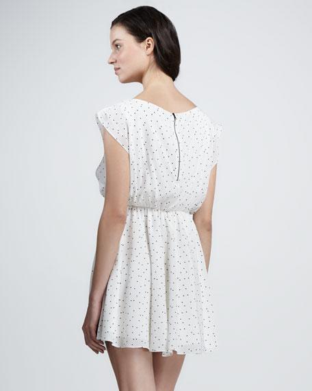 Matilda Polka-Dot Dress