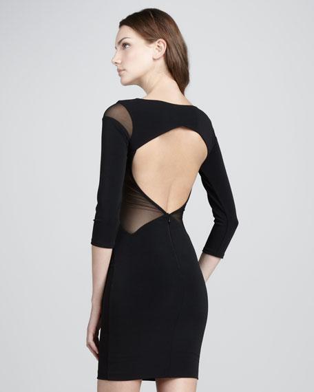 Roxy Open-Back Dress