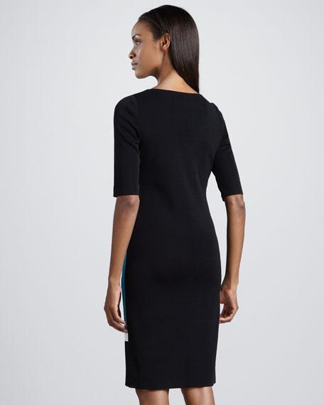 Jayce Colorblock Dress, Women's