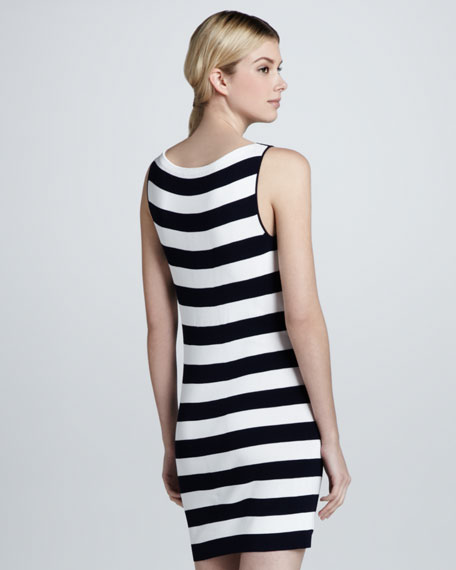 Dasher Striped Sleeveless Dress