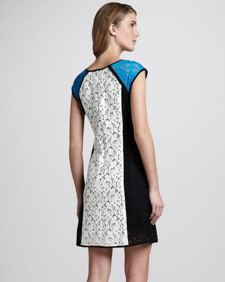 Magic Moment Colorblock Dress