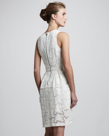 Sierra Madre Lace Dress