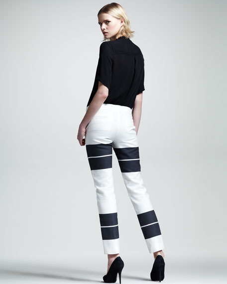Sutro Colorblock Pants