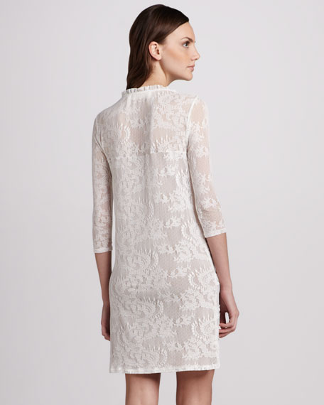 Paisley Lace Dress