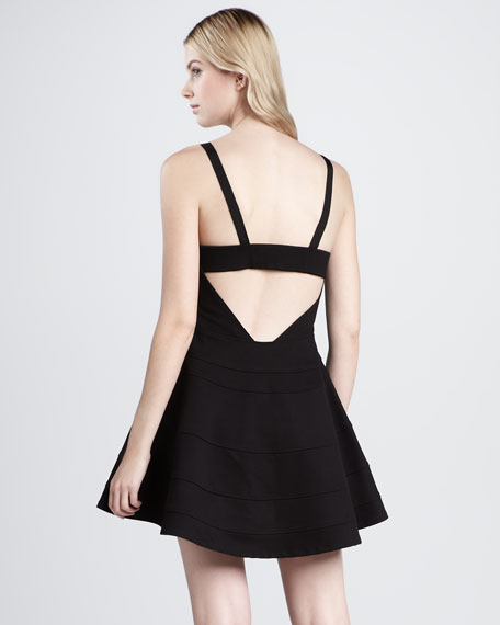 Creyson Bustier Dress