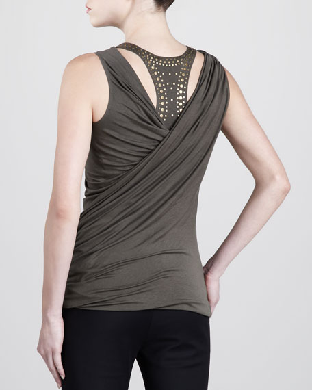 Layered Ruched Top