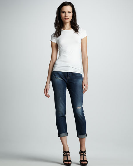 Leigh Boyfriend Jeans, Youth Vintage