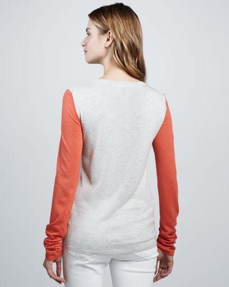 Alex Colorblock Sweater