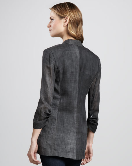 Jamie Unlined Blazer