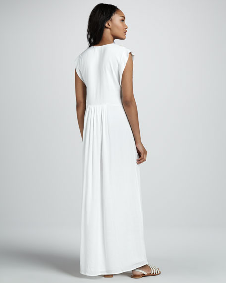 Dreaming Tribal Maxi Dress