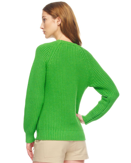 Knit Shaker Sweater