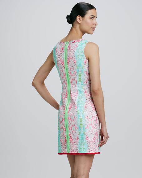 Holly Printed Dress