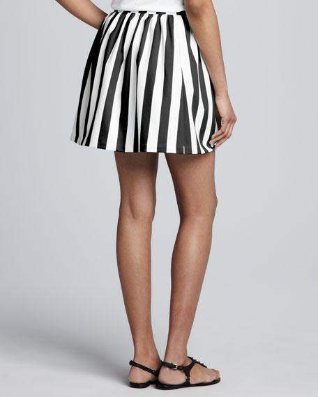 Ralin Awning-Stripe Skirt (Stylist Pick!)